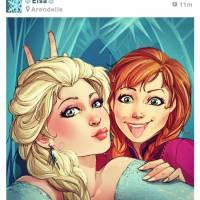 Disney no Instagram? Personagens das suas animações favoritas agora têm perfil na rede social. Veja!