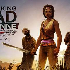 "Game ""The Walking Dead Michonne"" é o novo lançamento baseado na franquia de zumbis"
