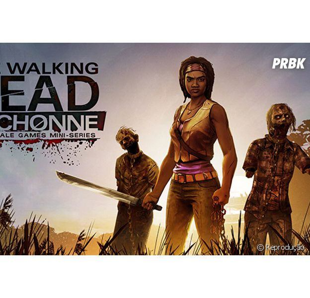 """""""The Walking Dead Michonne"""" será um game de três capítulos"""
