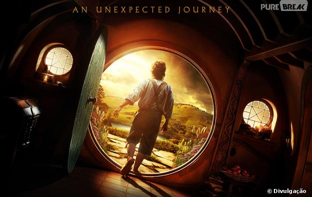 """""""O Hobbit - Uma Jornada Inesperada"""" foi o filme mais baixado em 2013"""