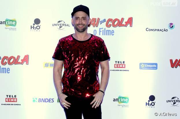 """Paulo Gustavo arrasa no papel do Valdomiro, em """"Vai que Cola - O Filme"""""""