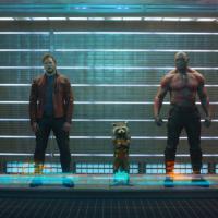 """Vin Diesel e Zoe Saldana em """"Guardiões da Galáxia""""! Confira 1ª imagem do filme"""