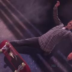 """Game"""" Tony Hawk's Pro Skater 5"""" estreia com festival de bugs. Que vergonhoso!"""