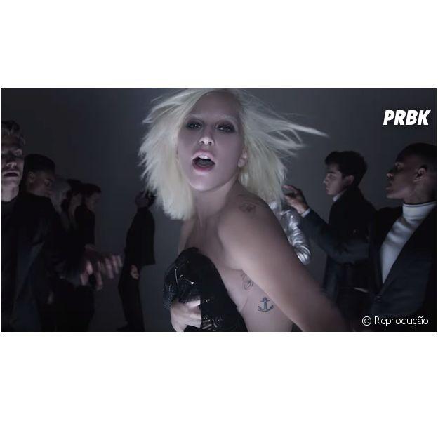 """Lady Gaga lança """"I Want Your Love"""", em clipe de divulgação de campanha de moda"""
