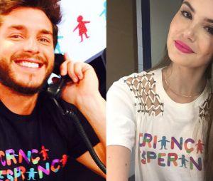 """Klebber Toledo e Camila Queiroz, de """"Verdades Secretas"""", viverão par romântico em """"Êta Mundo Bom"""""""