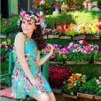 Larissa Manoela usa diversos looks nos photoshoots