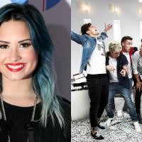 Duelo: Demi Lovato ou One Direction? Qual é o show mais aguardado de 2014?