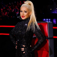 "Christina Aguilera volta a dividir o júri com Adam Levine e Pharrell no ""The Voice US"" em 2016!"