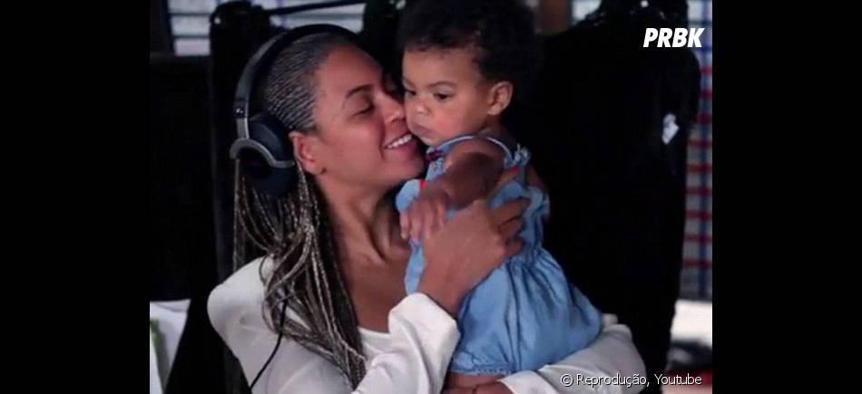 Durante a gestação de Blue Ivy, Beyoncé chegou a pesar 90kg. Agora a diva pesa nada menos que 60 kg