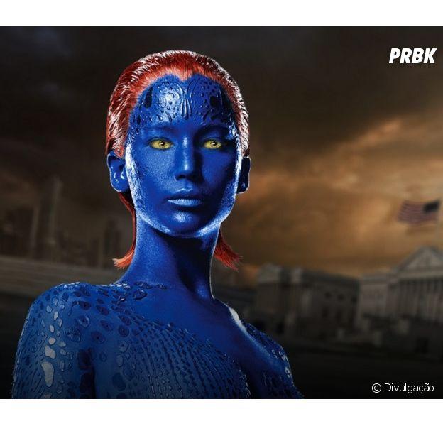 "Jennifer Lawrence vai sair da franquia ""X-Men"""
