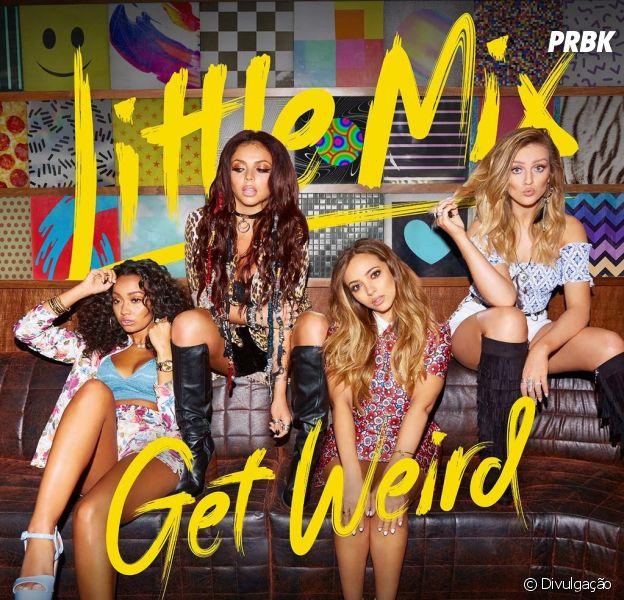 """Little Mix libera duas novas faixas do novo álbum """"Get Weird"""""""