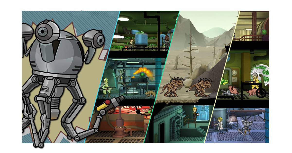 Todays Fallout Shelter update adds the Mysterious