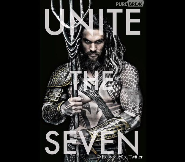 "O que esperar Jason Momoa como Aquaman em ""Batman Vs Superman"" ?"
