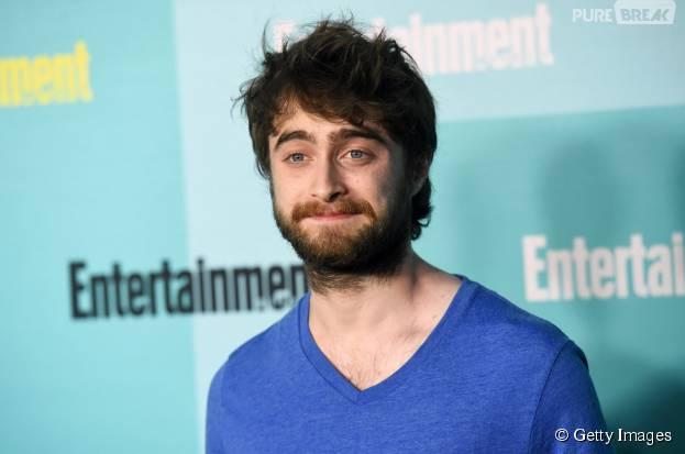 """Daniel Radcliffe diz que não gosta da sua atuação em """"Harry Potter e o Enigma do Príncipe"""""""