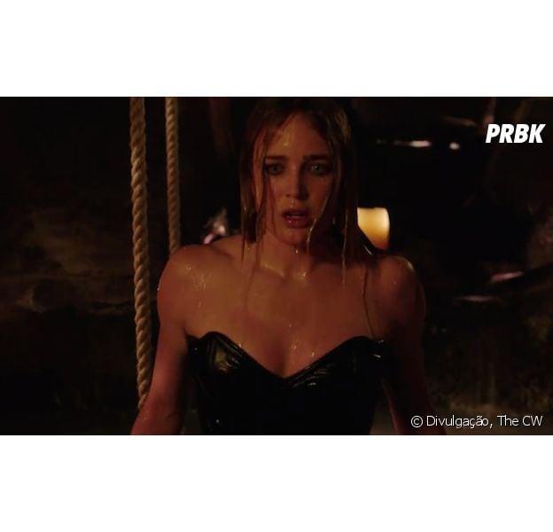 """Em """"Arrow"""": na 4ª temporada, Sara (Caity Lotz)retorna dos mortos e novo meta-humano surge na série!"""