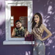 """Maria Casadevall e Caio Castro agradam em """"I Love Paraisópolis"""" e atriz elogia: """"Parceria frutífera"""""""