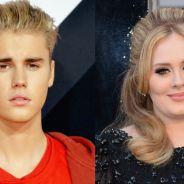 Justin Bieber quer fazer dueto com Adele e interpretar Homem de Ferro Jr. no cinema. Como assim?!