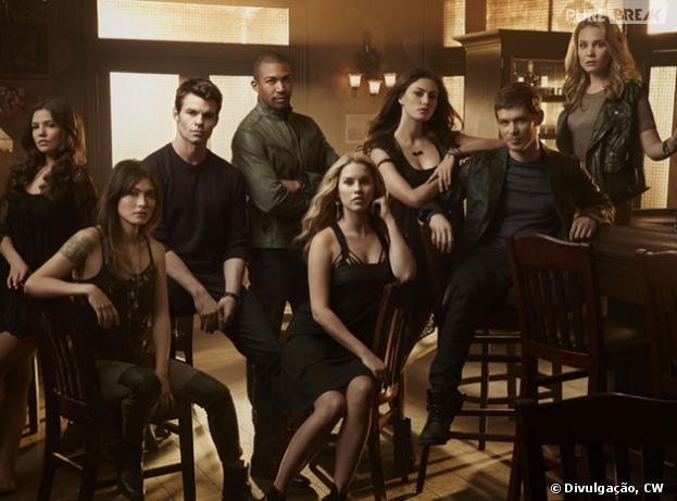 """""""The Originals"""" divulgou novas fotos de elenco e concorre ao """"People's Choice Awards""""!"""