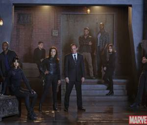 "Quem está curtindo a terceira temporada de ""Agents of SHIELD""?"