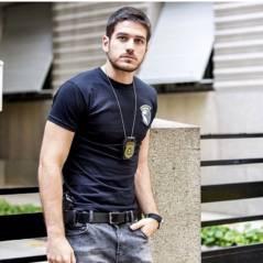 """Marco Pigossi, de """"A Regra do Jogo"""", defende o policial Dante: """"Ele é um cara honesto"""""""