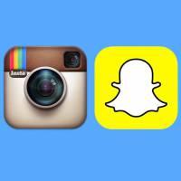 Instagram ou Snapchat? Qual é a rede social que você não pode viver sem?