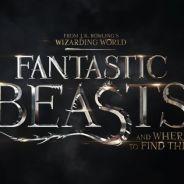 """Spin-off de """"Harry Potter"""": divulgada 1ª imagem oficial do logotipo do novo longa de J.K Rowling"""