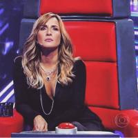 """Claudia Leitte, do """"The Voice Brasil"""", fala de preconceito no reality da Globo: """"Aqui é tudo igual"""""""