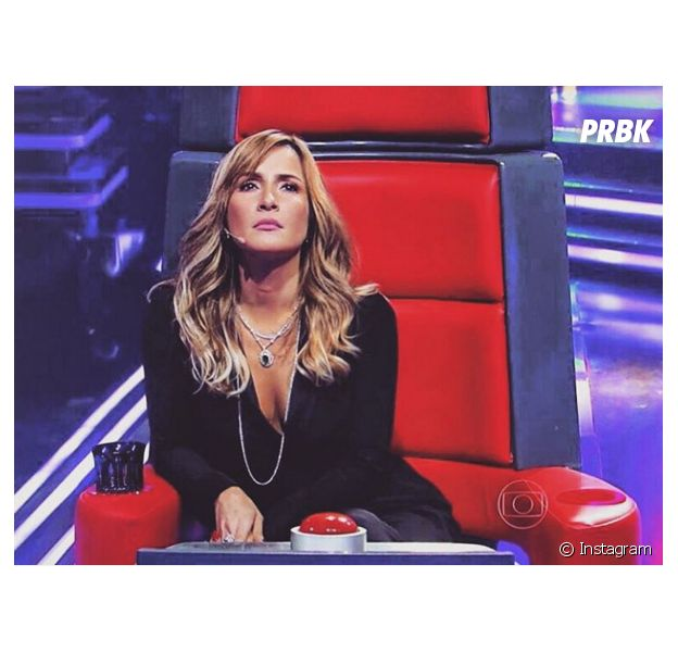 "Claudia Leitte, do ""The Voice Brasil"", fala sobre preconceito no reality"