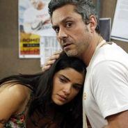 """Novela """"A Regra do Jogo"""": Tóia (Vanessa Giácomo) transa com Romero após briga com Juliano!"""