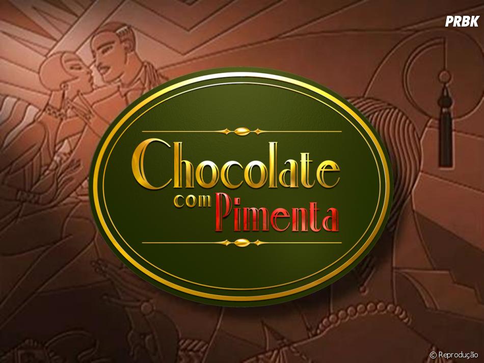 """Novela """"Chocolate com Pimenta"""" era tão boa, né? Seria ótimo poder fazer uma maratona dessa novela na Netflix"""