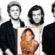 """One Direction cantando Rihanna? Astros surpreendem fãs em cover do hit """"Four Five Seconds"""". Assista!"""