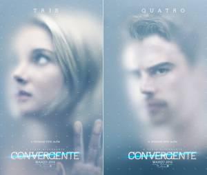 """A sequência """"Convergente"""" acaba de ganhar novos cartazes incríveis"""