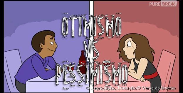 """Você é do tipo otimista ou pessimista? Veja a diferença entre essas duas """"tribos""""!"""