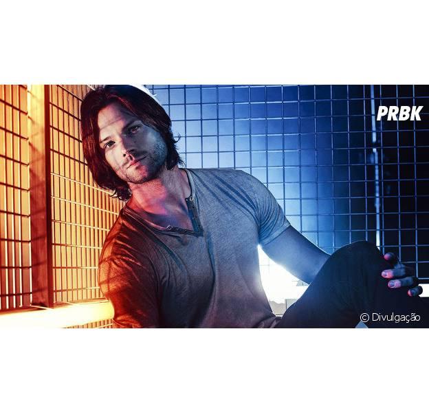 """Em """"Supernatural"""": Sam (Jared Padalecki) volta a ver amigo imaginário da infância!"""