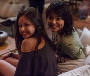 """Clara Tiezzo e Isabella Camero são duas irmãs em """"Confissões de Adolescente"""""""