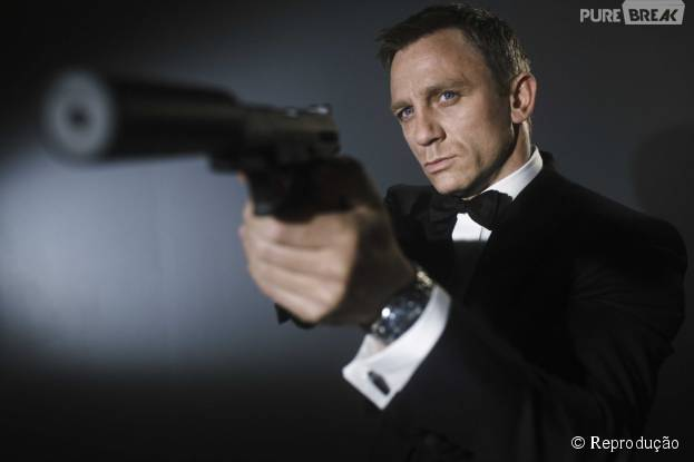 """Franquia de """"007"""" com Daniel Craig trouxe de novo o sucesso ao agente secreto! Confira outros reboots que deram certo!"""