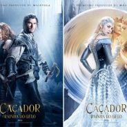 """Sem Kristen Stewart, filme """"O Caçador e a Rainha do Gelo"""" ganha teaser e novos cartazes!"""