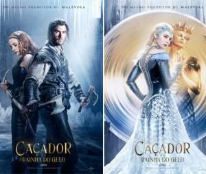 """Teaser de """"O Caçador e a Rainha do Gelo"""", sequência de """"Branca de Neve e O Caçador"""""""