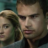 """Saem imagens novas de """"Divergente"""" com Shailene Woodley e Theo James"""