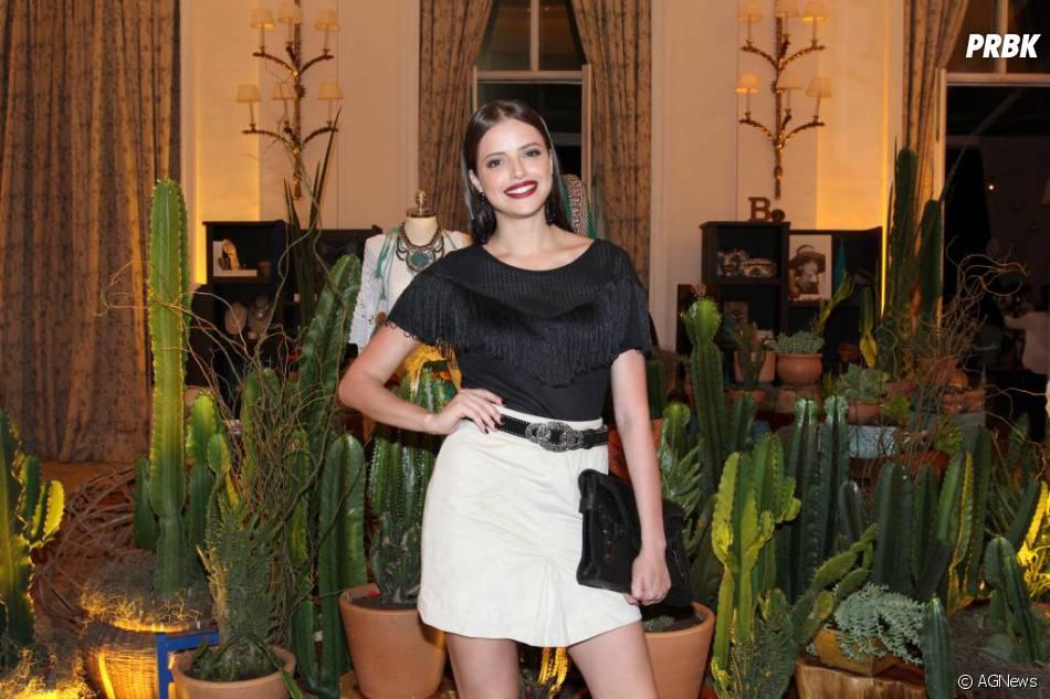 Agatha Moreira se dedica para brilhar na Avenida no Carnaval 2016