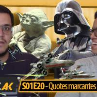 """NBreak e """"Stars Wars"""": comprove a sabedoria da saga em frases marcantes de Yoda, Han Solo e outros"""