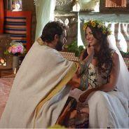 """Novela """"Os Dez Mandamentos"""": Moisés e Zípora e mais: veja os casais mais bonitos da trama!"""