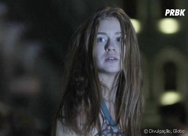 """Em """"Totalmente Demais"""", Eliza (Marina Ruy Barbosa) é quase atropelada por Arthur (Fábio Assunção)!"""