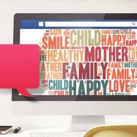 No Facebook: teste mostra as palavras mais usadas por você na rede social durante 2015!