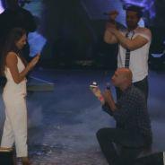 """Luan Santana canta """"Chuva de Arroz"""" e embala pedido de casamento de fã em show! Assista"""