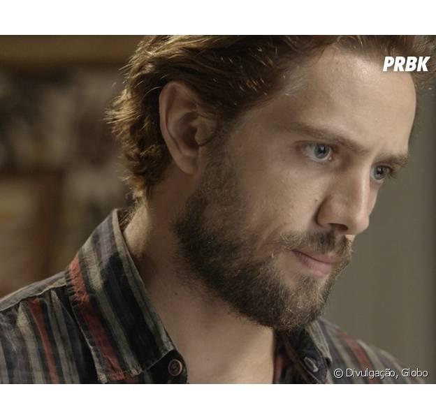 """Em """"Além do Tempo"""", Felipe (Rafael Cardoso) descobre que Melissa (Paolla Oliveira) perdeu o bebê!"""