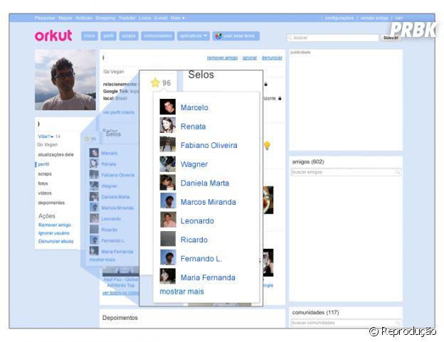 Coisas que tinham no Orkut e deveriam ter no Facebook