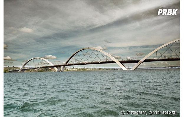Viver em Brasília: Ponte Juscelino Kubitschek