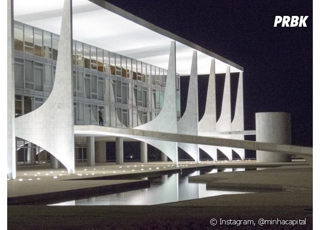 Viver em Brasília:Palácio do Planalto