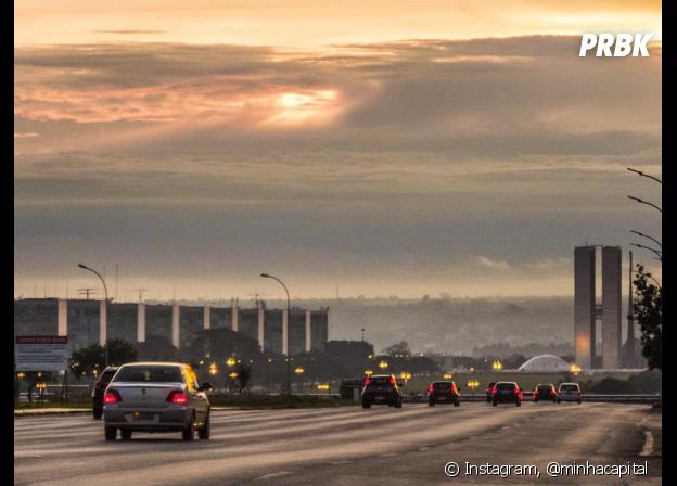 Viver em Brasília: Praça dos Três Poderes